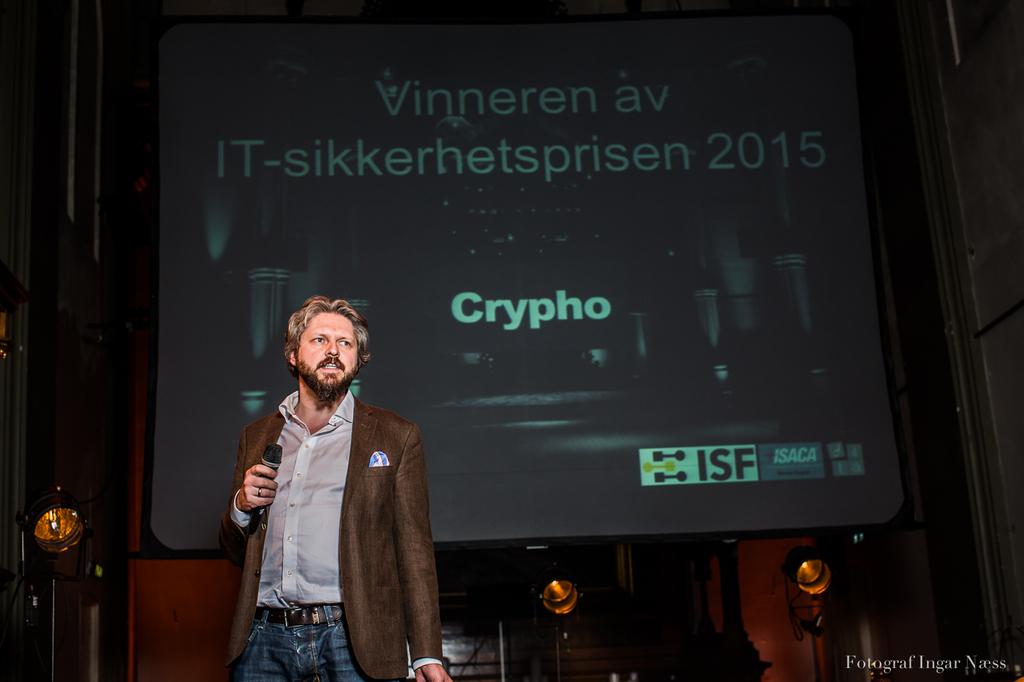 Alumni: Crypho AS utvider