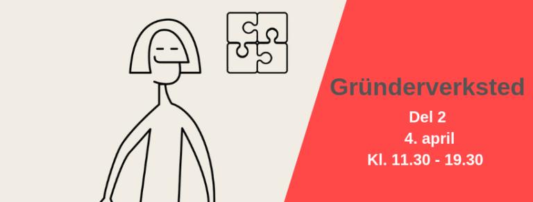 Gründerverksted del 2 – Ledelse, disiplin og muligheter i forretningsmodellen