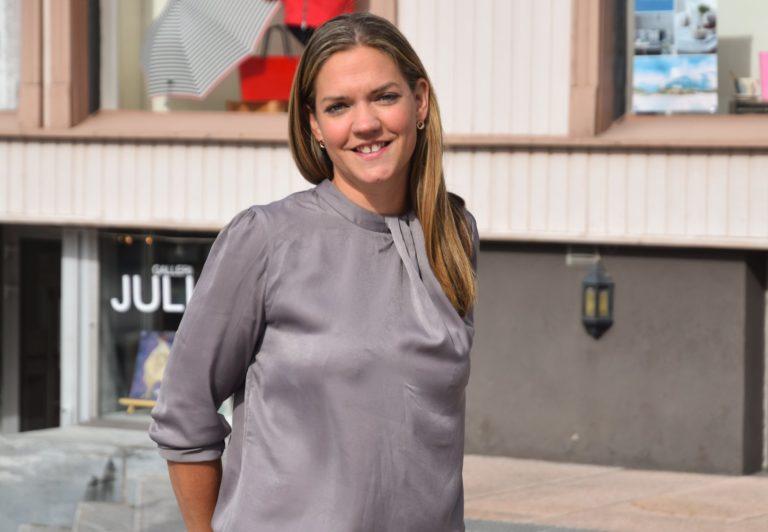 Charlotte Svensen Foto av tb.no